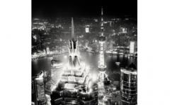 Jin Mao Tower, Study 2, Shanghai, China, 2010