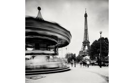 Merry-go-round, Study 1, Paris, France, 2010