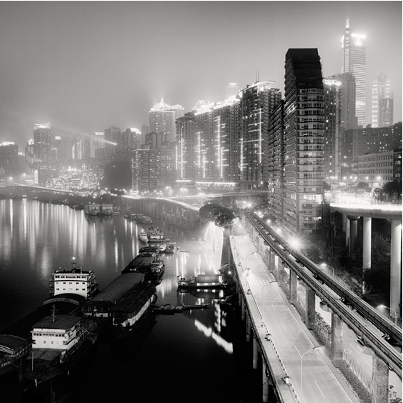 Chongqing Never Sleeps, Chongqing, China, 2012