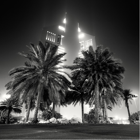 Jumeirah Emirates Towers, Study 1, Dubai, UAE, 201