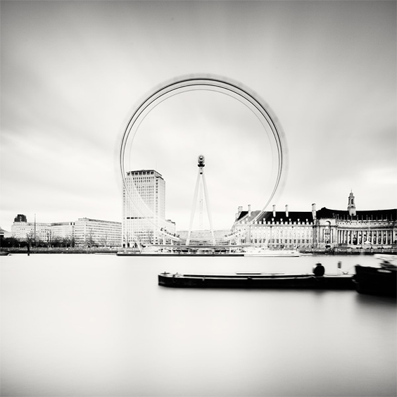 London Eye, Study 1, London, UK, 2011