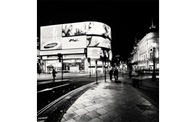 Piccadilly Circus, Study 2, London, UK, 2011