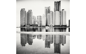 Haeundae Marina, Study 1, Busan, South Korea, 2011
