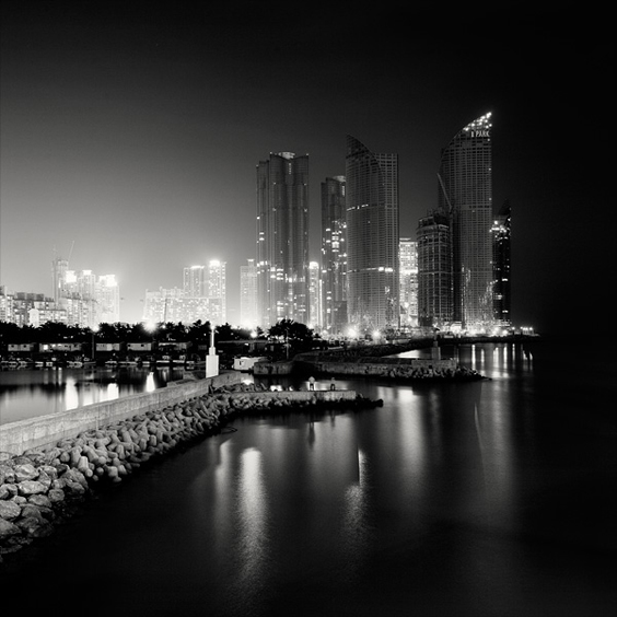 Night Fishing,Busan,South Korea,2011