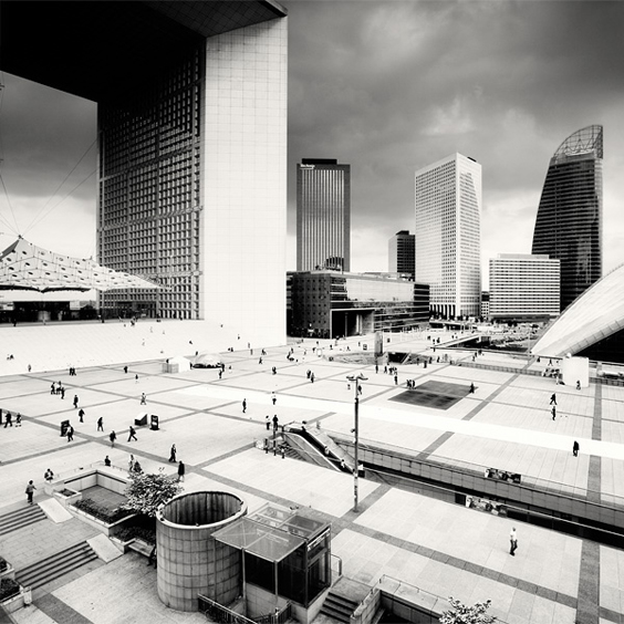 La Défense, Study 1, Paris, France, 2010